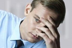דיכאון אחרי לידה אצל גברים