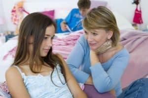 בעיות חברתיות במתבגרים